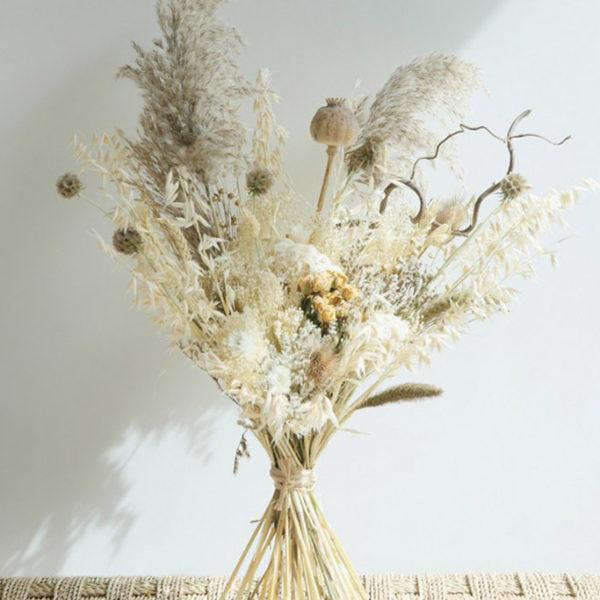 Bouquet Le Boudoir par votre fleuriste à Versailles Arbre à Pivoines